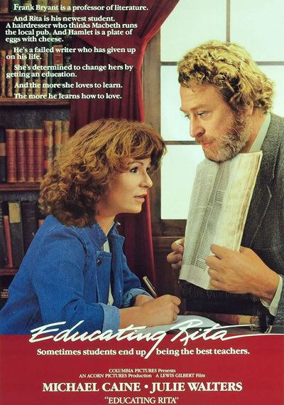 Educating Rita (film) Educating Rita Movie Review Film Summary 1983 Roger Ebert
