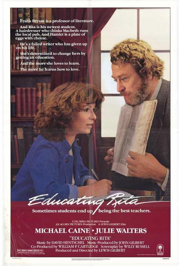 Educating Rita (film) Vicious Imagery Films of Michael Caine 41 Educating Rita
