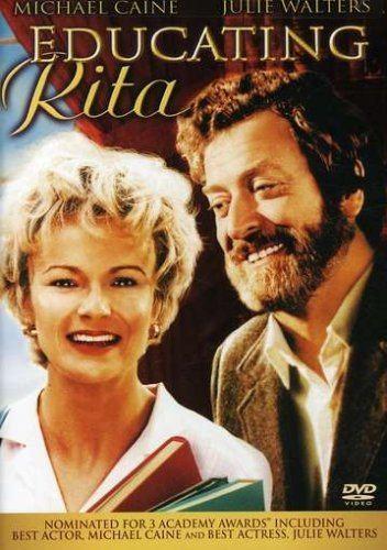 Educating Rita (film) Amazoncom Educating Rita Julie Walters Michael Caine Lewis