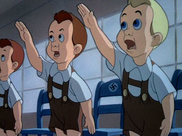 Education for Death movie scenes Disney s propaganda film Education for Death