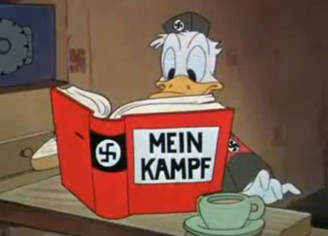 Education for Death movie scenes It wasn t as crazy a leap from Bambi to Der Fuehrer as it may first seem By 1942 the studio was in a state of disarray many animators had been drafted