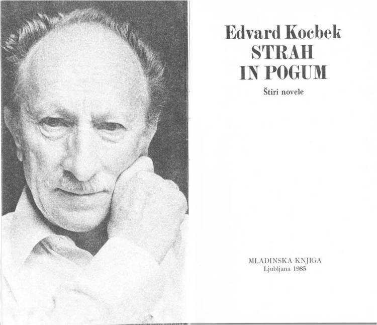 Edvard Kocbek avtorvknjigijpg