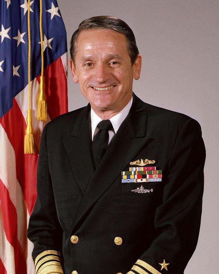 Edward A. Burkhalter