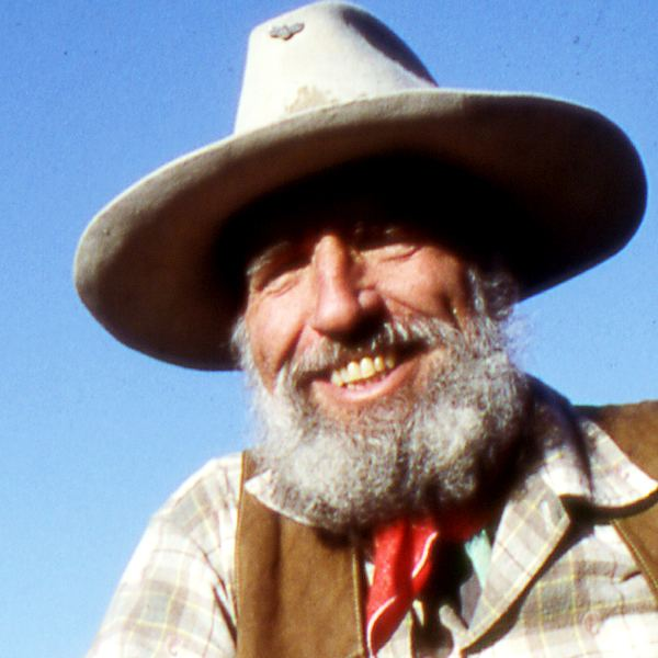 Edward Abbey Characters Wrenched