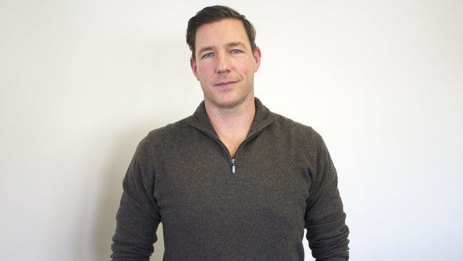Edward Burns Off the Cuff39 Podcast Edward Burns on quotthe 12 Best Days