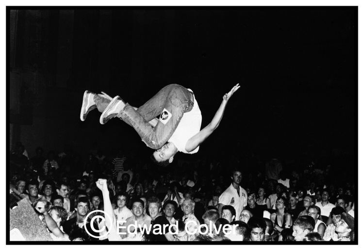 Edward Colver Punk Rock PhotographyHard Core PixPhoto Gallery by