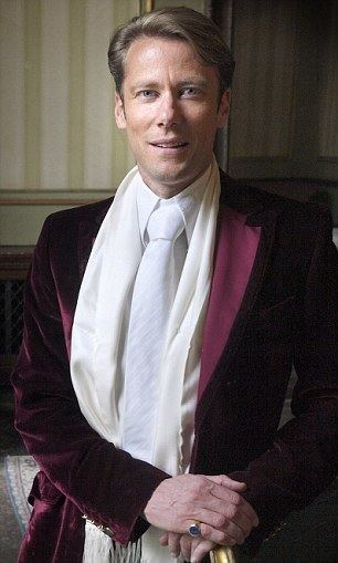 Edward Davenport (fraudster) Lord Edward Davenport jailed for 8 years after ripping off rich and