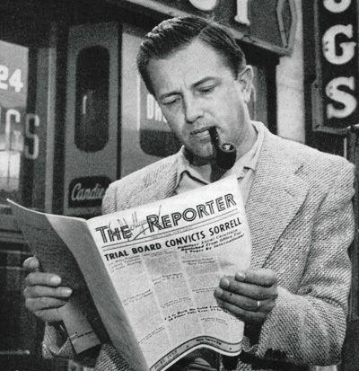 Edward Dmytryk Communism amp Hollywood The Saturday Evening Post