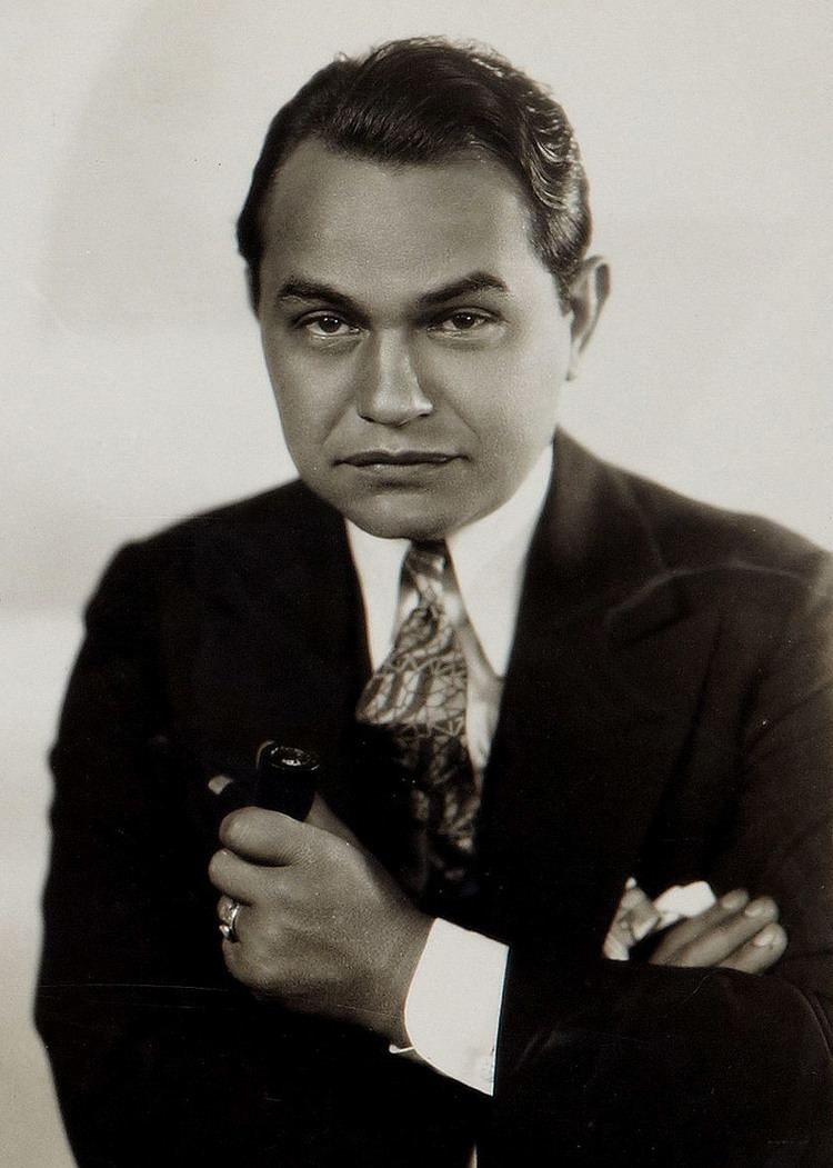 Edward G. Robinson I Made A Dead Fish Talk Like Edward G Robinson The Toast