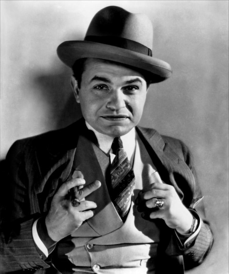 Edward G. Robinson Edward G Robinson39s quotes famous and not much