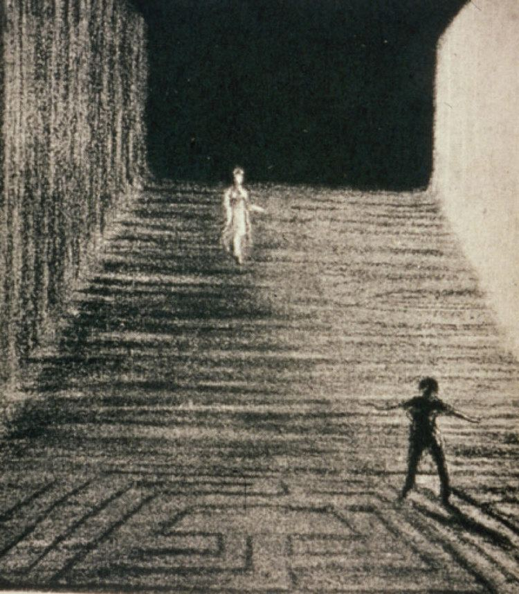 Edward Gordon Craig To Transcend Reality and Function as Symbol Stage Design of Edward