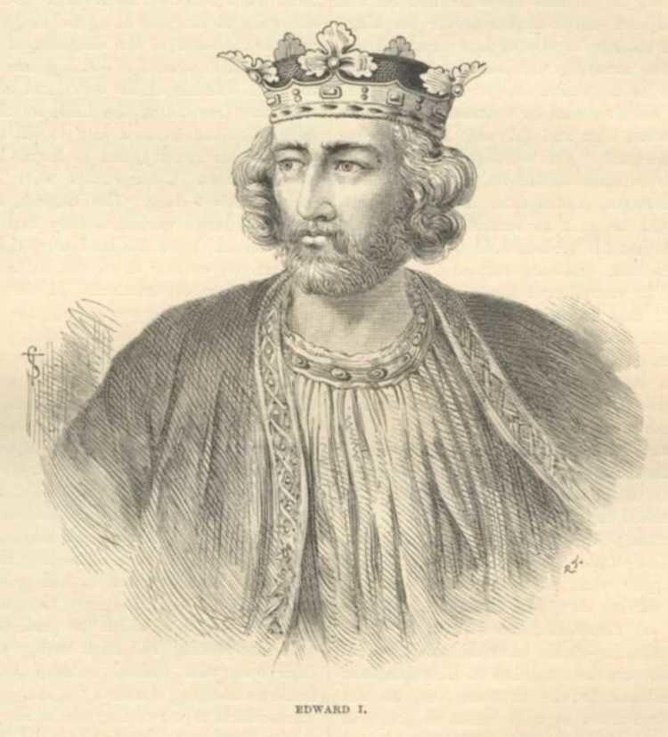 Edward I of England Edward I Expells the Jews from England 1290