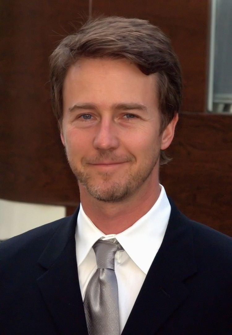 Edward Norton httpsuploadwikimediaorgwikipediacommons33