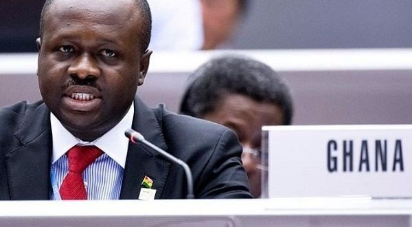 Edward Omane Boamah Communications minister vows to chase out simbox