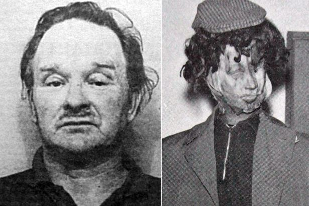 Edward Paisnel Beast of Jersey attacked care home boys wearing Freddy