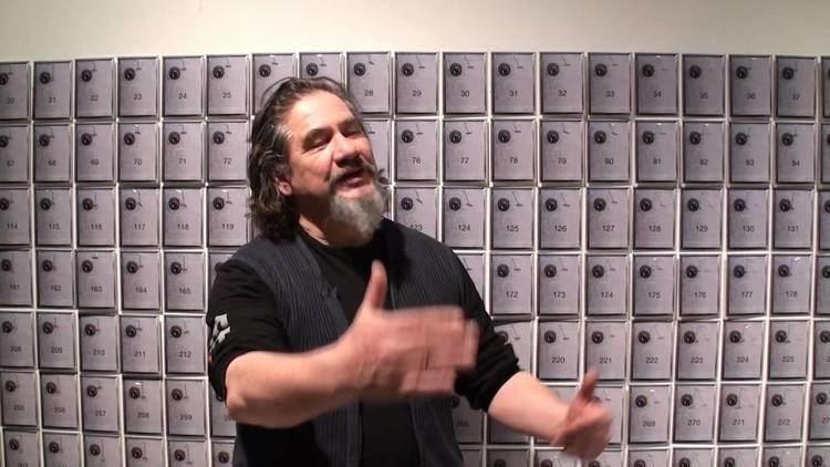 Edward Poitras Karen Duffek Interviews Edward Poitras MOA Museum of