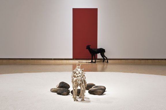 Edward Poitras 13 Coyotes Edward Poitrasquot Mackenzie Art Gallery Regina
