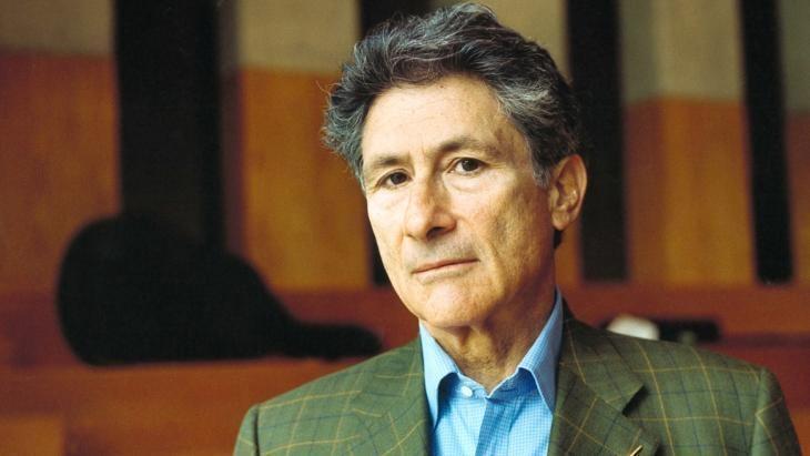 Edward Said Edward Said Warscapes