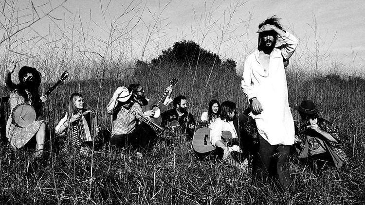 Edward Sharpe and the Magnetic Zeros Edward Sharpe and the Magnetic Zeros New Songs Playlists amp Latest
