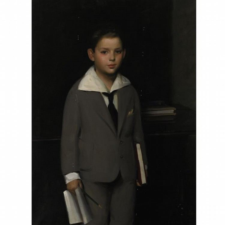Edward Simmons (painter) Edward Emerson Simmons Works on Sale at Auction Biography