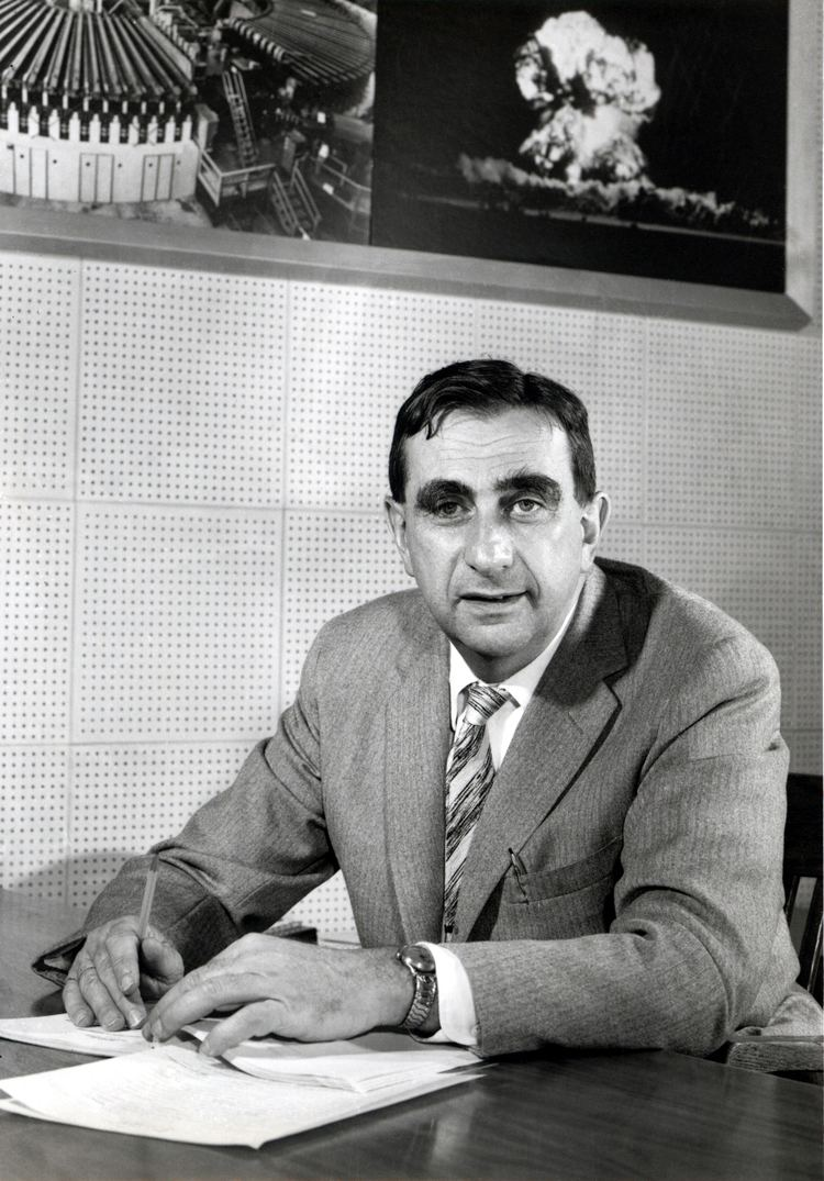 Edward Teller Edward Teller Wikipedia the free encyclopedia