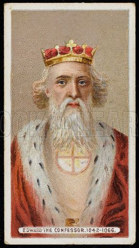 Edward the Confessor On this day 6th January 1066 the last AngloSaxon King of England