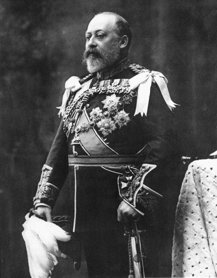 Edward VII Edward VII JungleKeyin Image