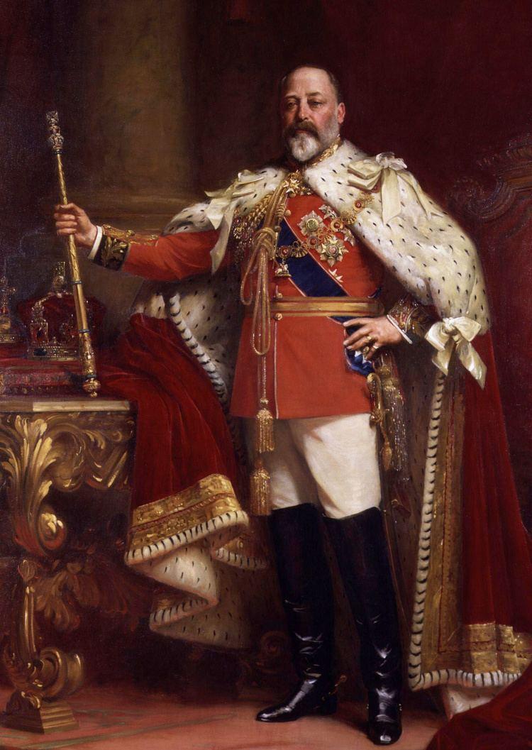 Edward VII Edward VII Wikipedia the free encyclopedia