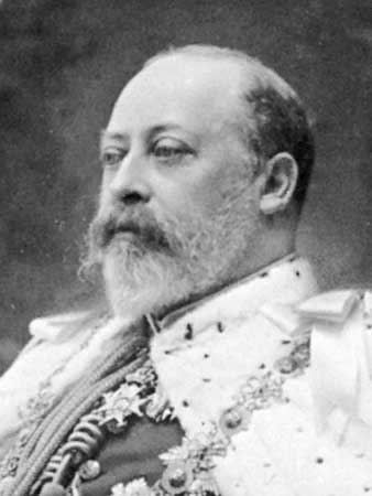 Edward VII Edward VII king of Great Britain and Ireland