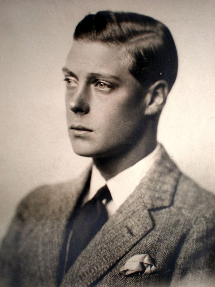 Edward VIII Classify King Edward VIIIThe Duke of Windsor
