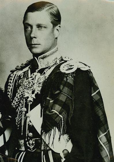 Edward VIII edward viii journeys and places