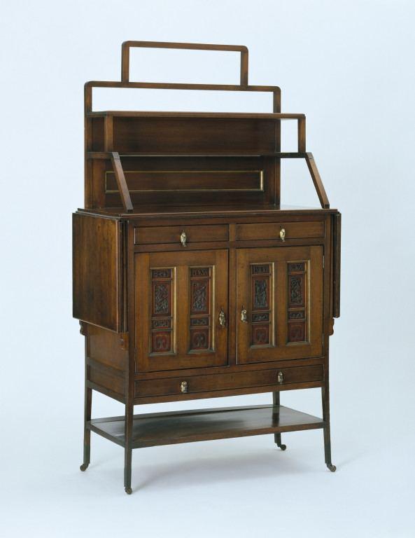 Edward William Godwin Cabinet Godwin Edward William VampA Search the Collections