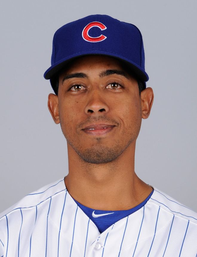Edwin Maysonet Edwin Maysonet Chicago Cubs Major League Baseball