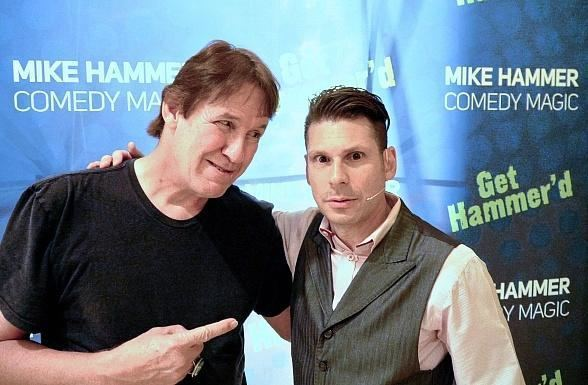 Edwin Neal Texas Chainsaw Massacre actor Edwin Neal visits The Mike Hammer