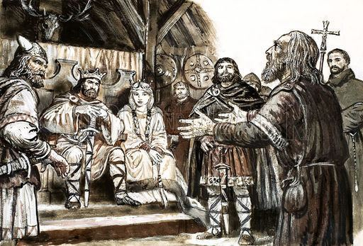 Edwin of Northumbria Historical articles and illustrations Blog Archive Paulinus