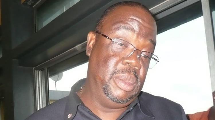 Edwin Snowe FrontPageAfrica Newspaper Liberia Elections Snowe Falling in Bomi