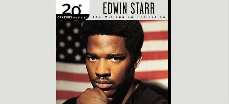 Edwin Starr ThrowbackThursday Edwin Starr quotWarquot Clizbeatscom