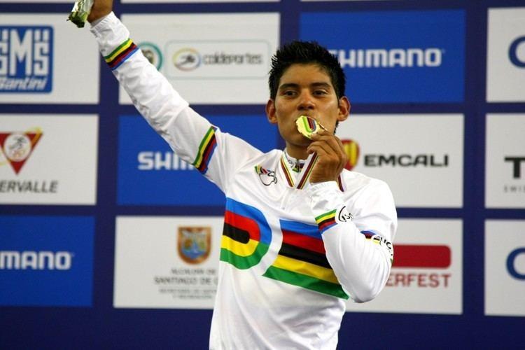 Edwin Avila EDWIN AVILA POINTS RACE WORLD CHAMPION Wilier Blog