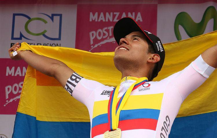 Edwin Ávila Colombie La victoire en solitaire d39Edwin Avila avilauci