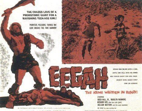 Eegah Eegah 1962 HORRORPEDIA