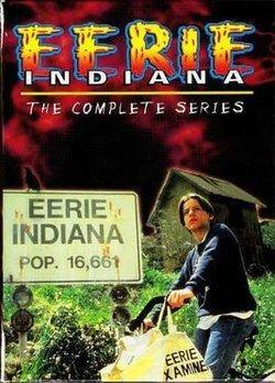 Eerie, Indiana Eerie Indiana Wikipedia