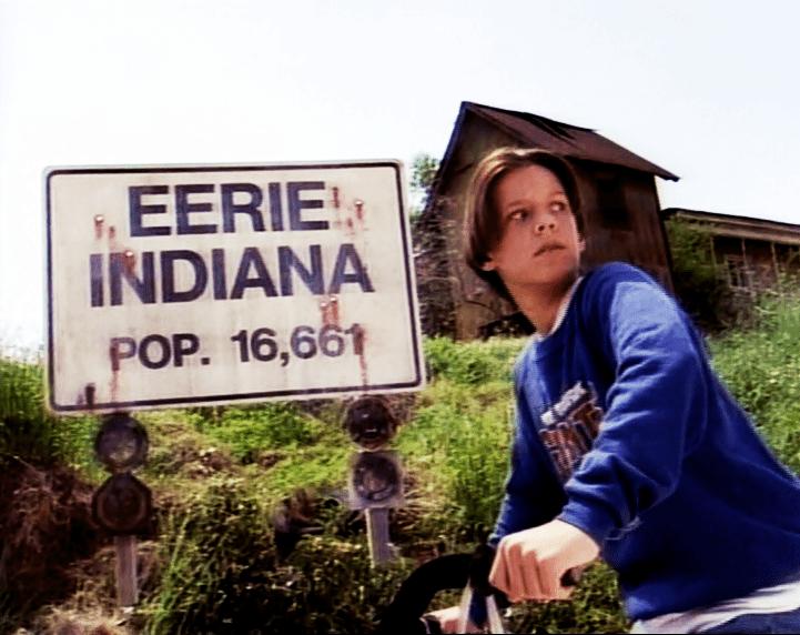 Eerie, Indiana Jon39s Random Acts of Geekery Geek TV Eerie Indiana