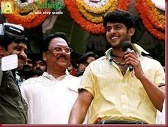 Eeshwar (2002 film) PrabhasMyHero Blog Prabhas at Eshwar Movie Mahurat 2862002
