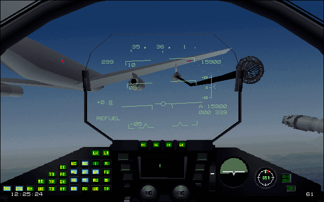 EF2000 (video game) EF2000 TACTCOM screenshots images and pictures Giant Bomb