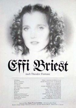 Effi Briest (1974 film) Effi Briest 1974 film Wikipedia