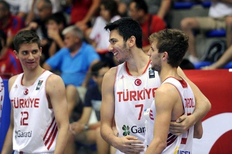 Ege Arar Ege Arar U16 European Championship Men 2012 FIBA Europe