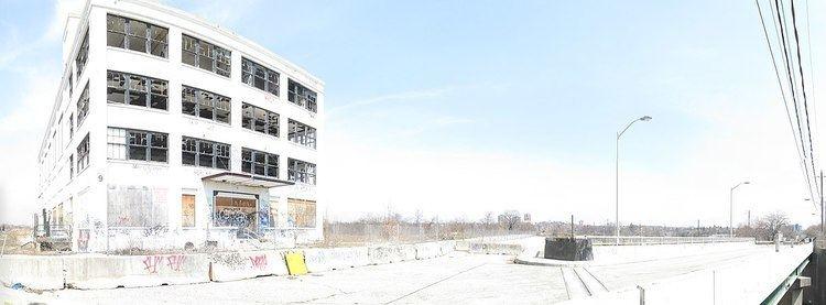 Eglinton Maintenance and Storage Facility