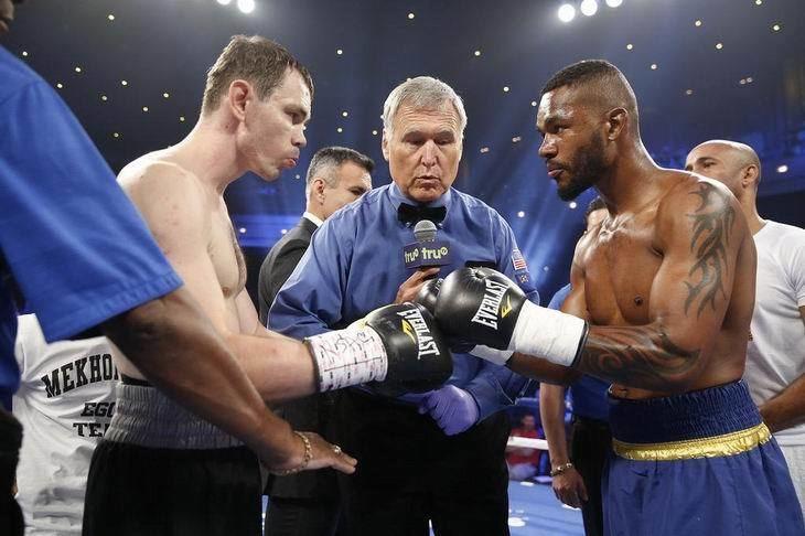 Egor Mekhontsev Egor Mekhontsev news latest fights boxing record videos photos