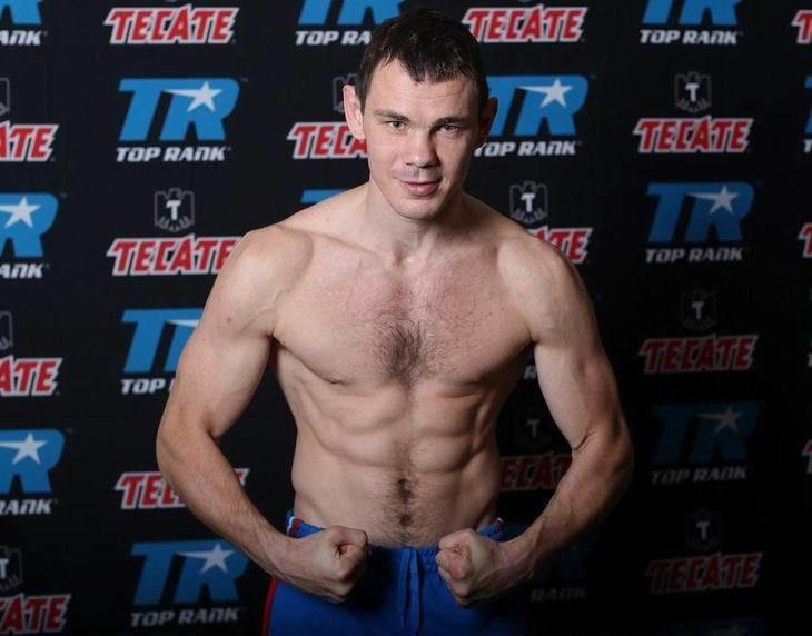 Egor Mekhontsev Egor Mekhontsev Boxer Boxing news BOXNEWScomua