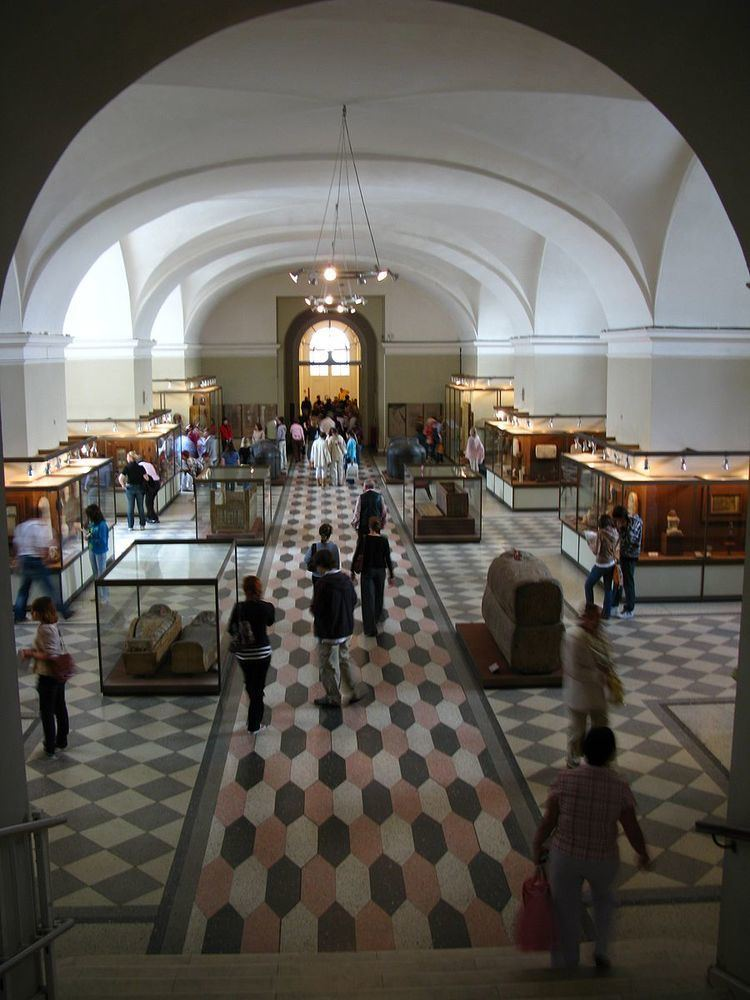 Egyptian Collection of the Hermitage Museum